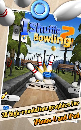 iShuffle Bowling 2 1.7.0 de.gamequotes.net 5