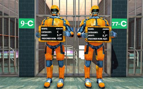 Download Robot Prison Escape For PC Windows and Mac apk screenshot 1