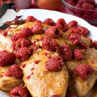 Raspberry Chicken.