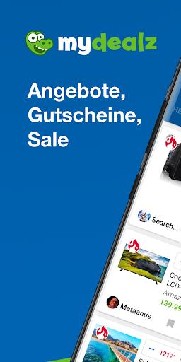 mydealz u2013 Gutscheine, Schnu00e4ppchen, Angebote, Sale 5.26.11 screenshots 1