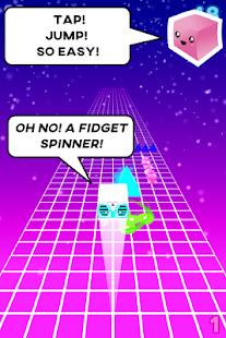 Cute Cube Jump! - náhled