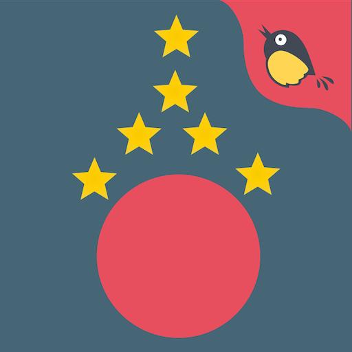 模拟のトランポリンバウンス:ボールジャンプ LOGO-記事Game