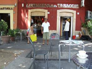 Photo: Die nähere Umgebung der Agentur im Bezirk Flaminio ...