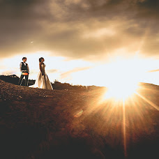 Wedding photographer Valery Garnica (focusmilebodas2). Photo of 14.12.2017