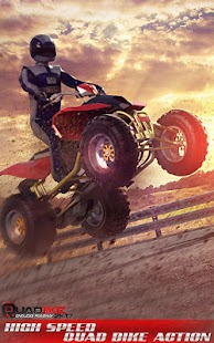 Quad Bike Endless Roadway 2017- screenshot thumbnail