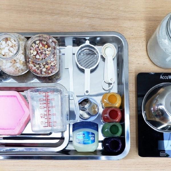 品品學堂-體驗活動-磨石子杯墊手作體驗