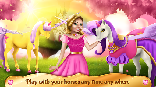 unicorn horse game free download for pc