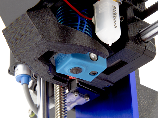 No need to install the right nozzle and hotend on the FDM 3D printer yourself. We'll do it for you!