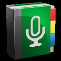 Voice to text messenger FREE icon
