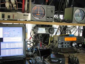 Photo: K8GP / Rover equipment