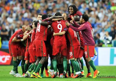 Europese kampioen Portugal heeft Ronaldo niet nodig om Cyprus te verpletteren
