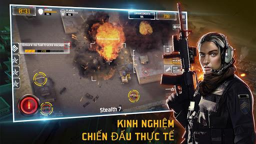 Mô phỏng trận chiến thực tế trong Drone Shadow Strike 3