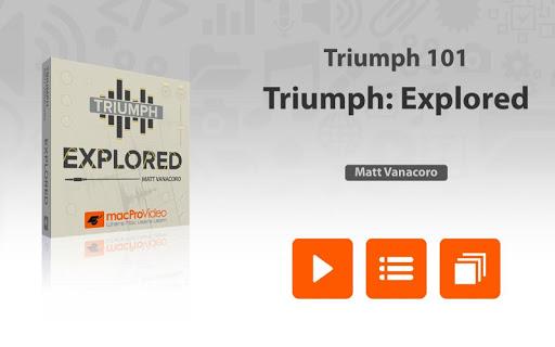Exploring Triumph