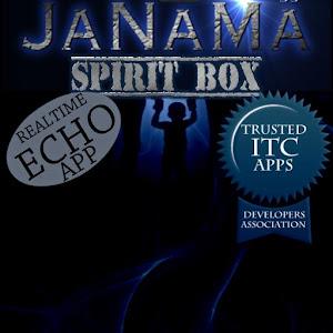 JaNaMa Spirit Box APK 1 6