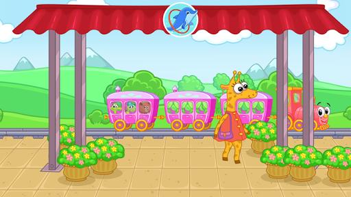 Railway: train for kids 1.0.5 screenshots 1