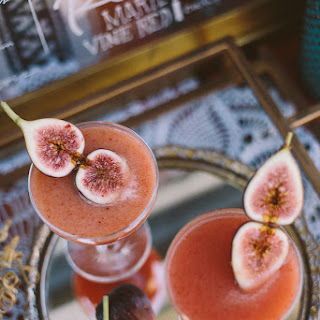 Fig + Honey Cocktail