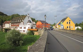 Photo: Echternacherbruck from Luxembourg