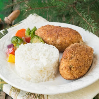 Lithuanian Chicken Roulade (Zrazy) Recipe