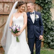 Wedding photographer Ania Dymek (AniaDymek). Photo of 08.10.2017