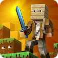 Hide and Seek -minecraft style Icon