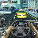 City Bus Driving Simulator icon