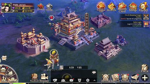 ThreeKingdoms:EpicWar screenshot 6