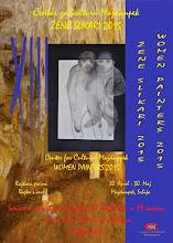 """Photo: XIII Međunarodna izložba """"Žene slikari"""" 2015. Majdanpek  Pozivnica"""