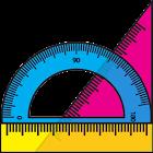 Ruler & Protractor icon