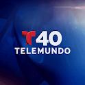 Telemundo 40 icon