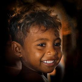 Smile by Indrawan Ekomurtomo - Babies & Children Child Portraits