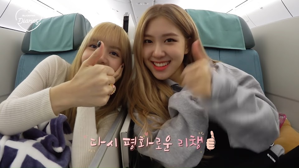 BLACKPINK - 'BLACKPINK DIARIES' EP.6 2-55 screenshot