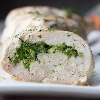 Veggie Stuffed Chicken
