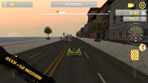 City Racing Traffic Racer 2.0 12