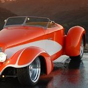 Wallpaper Retro Cars