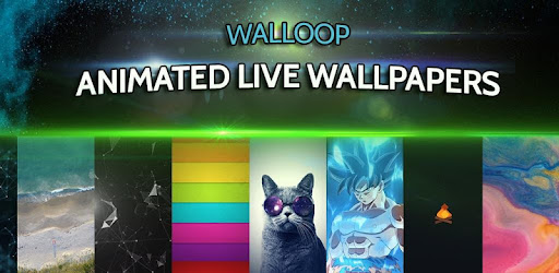 Walloop - Live Wallpaper & Animated Video/Gif Free for PC