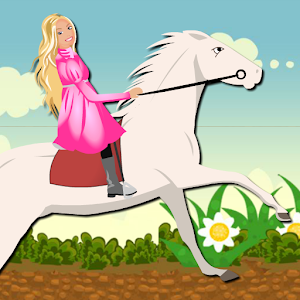 White Horse Ride for Barbie for PC and MAC