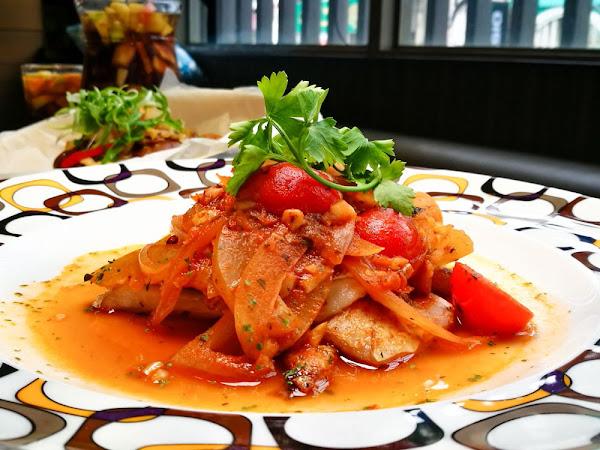 《台南餐酒館》長悅Chef Table時尚創意料理餐廳