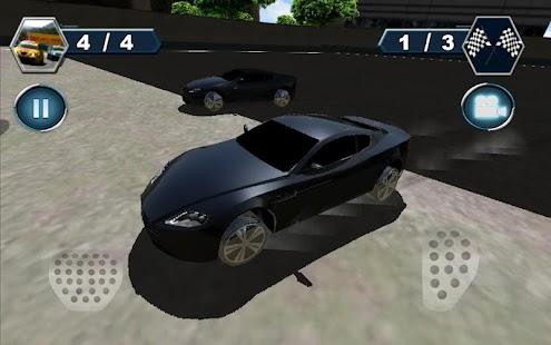 Driving Racer - Speed Car - náhled