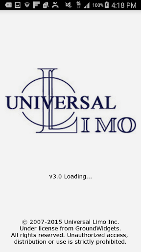 Universal Limousine