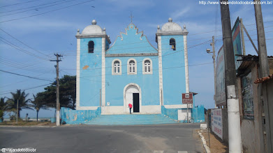 Photo: Marataízes - Igreja Nossa Senhora dos Navegantes