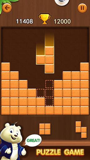 Block Puzzle Classic 2018  captures d'écran 1