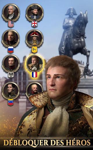 Code Triche Napoleonic Wars: Empires Rising APK MOD screenshots 3
