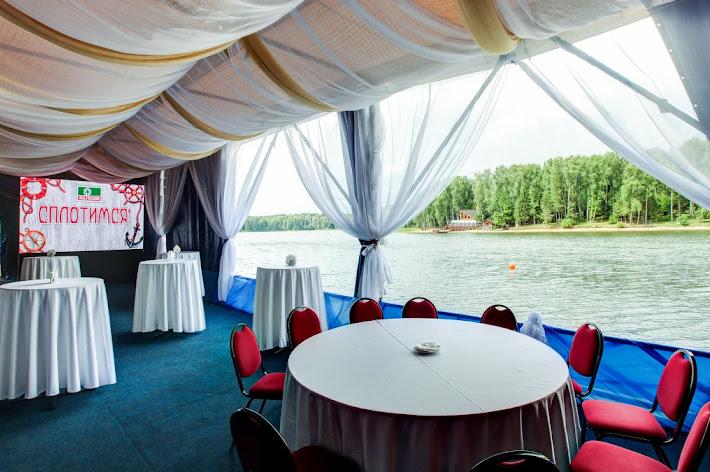 Фото №4 зала Павильон на воде