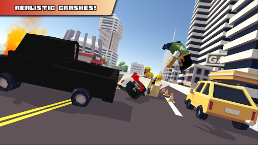 Blocky Moto Racing ud83cudfc1 screenshots 3