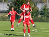 📷 Standard klopt Belgian Red Flames U17 in oefenduel