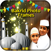 Bakrid Photo Frames 2017