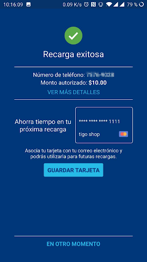 Tigo Shop El Salvador 2.3.2 screenshots 8