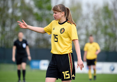 Le Standard Femina attire un grand espoir du football belge