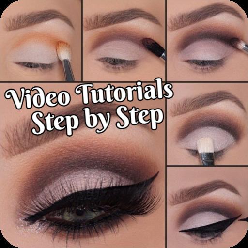 Verwonderlijk Makeup Tutorial - Step by Step on Video - Apps op Google Play TC-86
