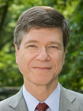 Photo of Jeffrey Sachs